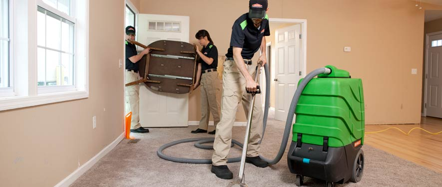 Oswego, IL residential restoration cleaning